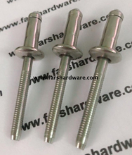 All Stainless Steel Hem-Luk Type Dome Head Pop Rivet