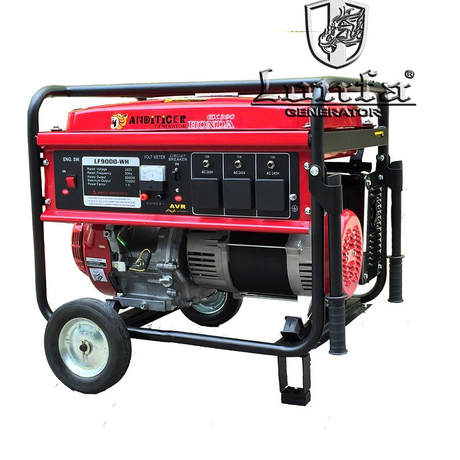 6.5 KVA Original Japan HONDA Engine GX390 Gasoline Generator Genset
