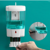 Automatic Hand Sanitizer Dispenser, Liquid Soap Dispenser Drop (Gel) /Spray with Sensor, Touchless for Office/Home/Restaurant/Hotel Fy-0026