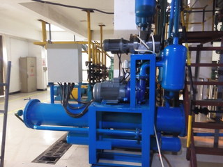 SXCQ-GX-S-4 series high efficiency vacuum pumping system