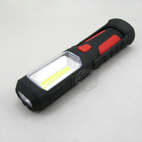 2-IN-1 PORTABLE COB WORK LIGHT