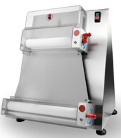 Commercial Bakery Equipment Electric Pizza Dough Roller Press Machine 100-400mm Pizza Former APD40