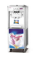 BQL-830 Stainless Steel Commercial Soft Ice Cream Machine For Sale
