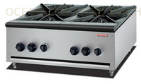 Kitchen 2 Burner National Gas Stove China HGR-2