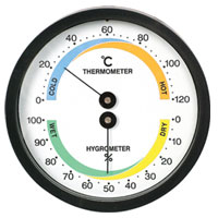 SP-X-4WS(BW) Household-use Thermometers Hygrometer