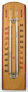 LX-198 Maximum & Minimum Thermometer