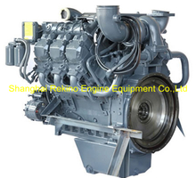 Deutz BF6M1015C-LA G3A 282KW diesel engine motor for 50HZ generator