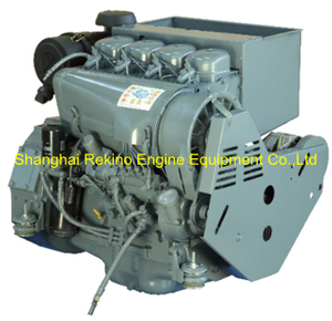 Deutz F4L912T Air cooled diesel engine motor