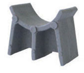 Platform plastic spacer SP0152B