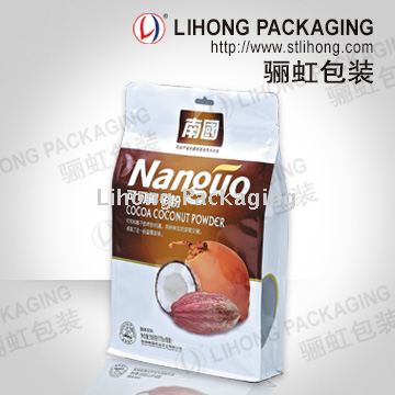 Customized Flat Bottom Pouch for Food
