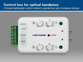 Control Box for Dental Optical Headpiece
