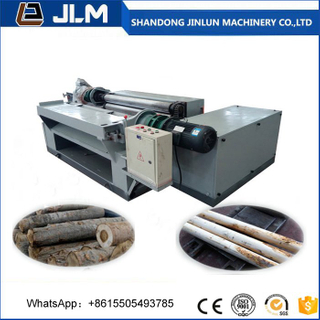 Plywood Factory of Wood Log Debarking Machine
