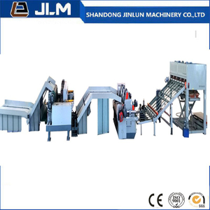 8 Feet Veneer Peeling Machine Line