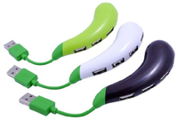 Brand New Model USB 2.0 Hub Like Melon (HUB-074)