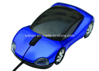 USB Mouse of Car Shape