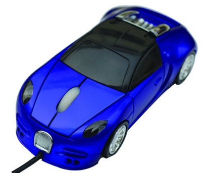 USB Mouse Like Luxury Cars