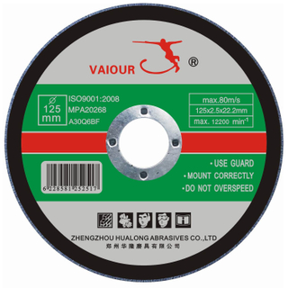 Flat Center Cutting Disc for Stone