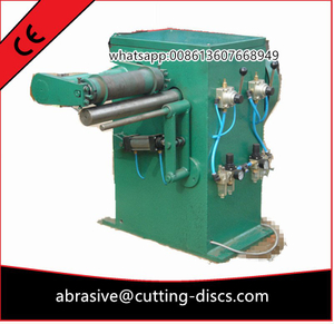Cutting machine for Narrow & shorter belt