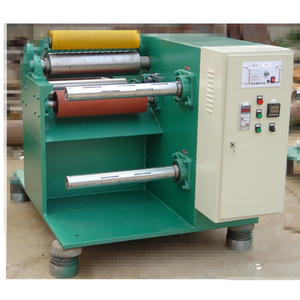 Small Roll Slitting Machine