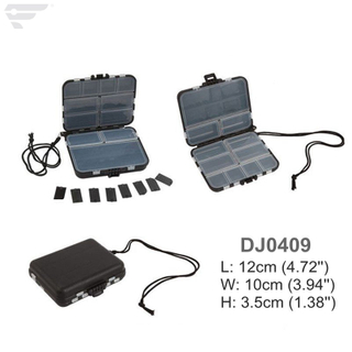 DJ0409 Grey Color Accessories Storage Fly Box