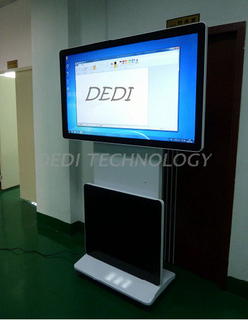"Dedi 42"" Rotatable Touch Screen Android LCD Digital Signage"