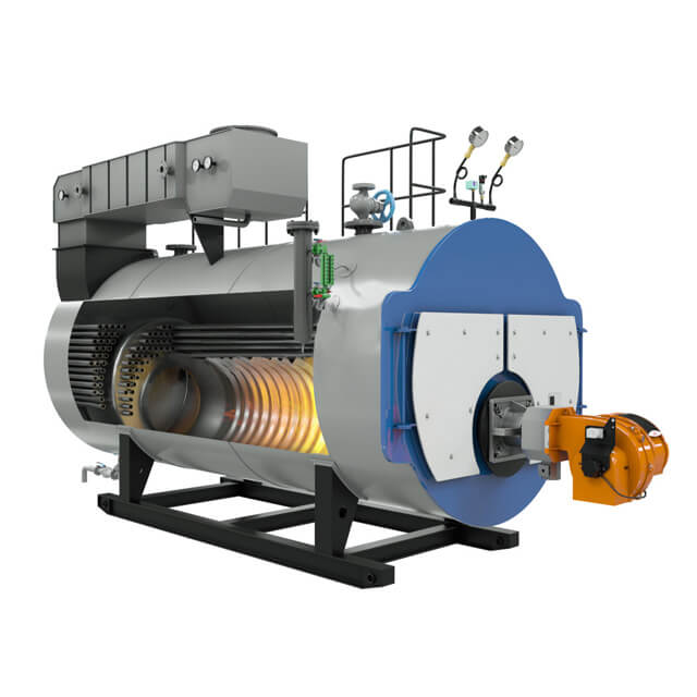 Steam Boilers - Industrial Steam Boilers and Fully