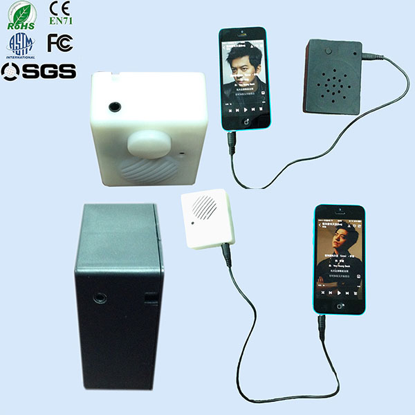 With Download function motion sensor mp3 player