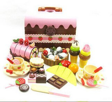 Hot Sale Wooden Food Toys