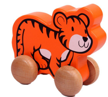 2014 Wooden Tiger Car
