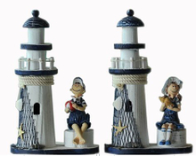 Decoration craft Lighthouse