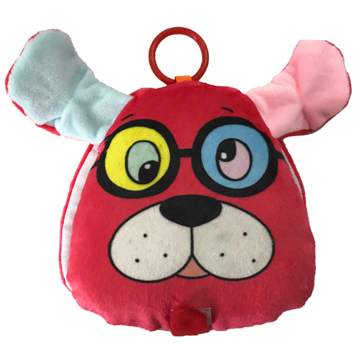 New Cartoon Animal Cloth Book Toy For Kids