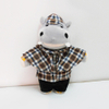 Custom Factory OEM Soft Plush Hippos Toy