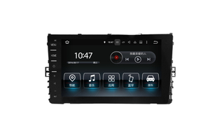 Volkswagen Universal 9 Inch Car DVD Navigation Car Audio Android 9.0( 2018--)