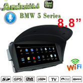 "8.8""Blue Ray Anti-Glare BMW 3er E90 E91 E92 E93 M3 Car Stereo 3D Navigation Android 3G USB"