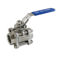 3-PC Thread Ball Valve (YZF-10)