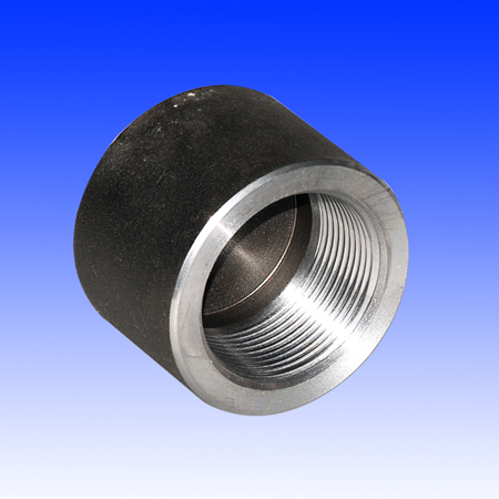 Socket Welding Female Threaded Pipe Cap (YZF-P58)