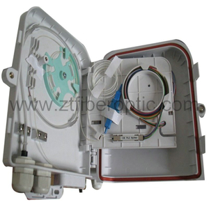 Wall Mounted FTTH Splitter Distribution Box