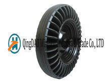 16 Inch Solid Rubber Wheels 4.00-8 with High Capacity