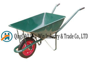 Wheelbarrow Wb2500 Wheel Hand Trolley