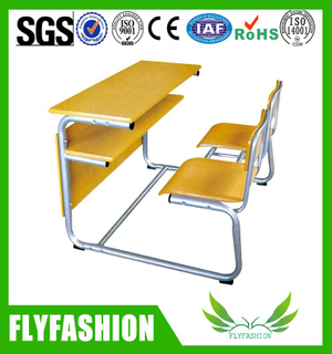 Double School Desk and Chair (SF-41D)