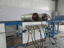 Testing Equipment for CNG Gas Cylinder