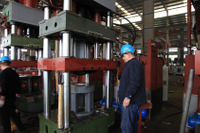 LPG Gas Cylinder Manufacturing Line Deep Drawing Machine
