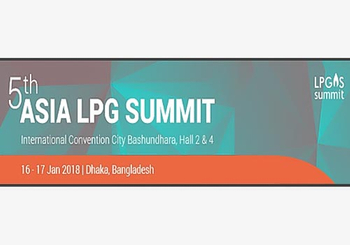 5th Asia LPG Summit in Dhaka, Bangladesh