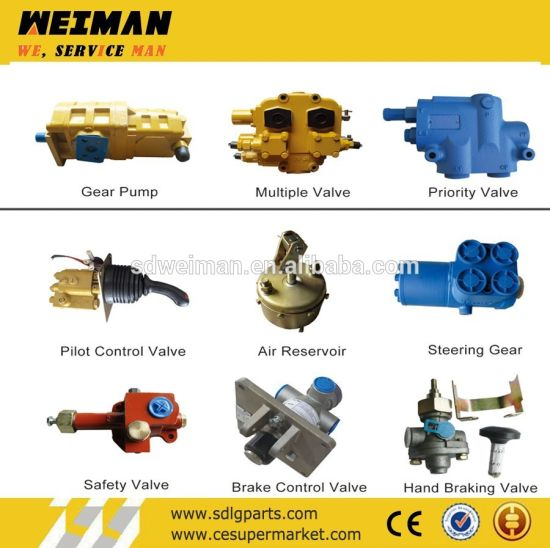 Sdlg Wheel Loader Spare Parts, Sdlg Drive Axle Parts, Sdlg Wheel Loader Parts/Sdlg Spare Parts /LG918/LG938/LG958/LG959
