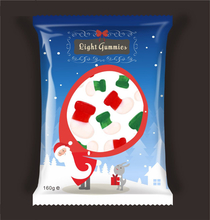 Christmas Stocking Gummy Candy