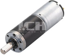 22mm DC Planetary Gearmotor 12V And 24V