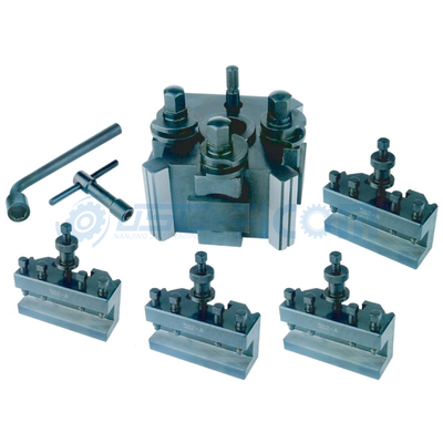 Quick Change Tool Post (Italy Style 5-Piece Sets)