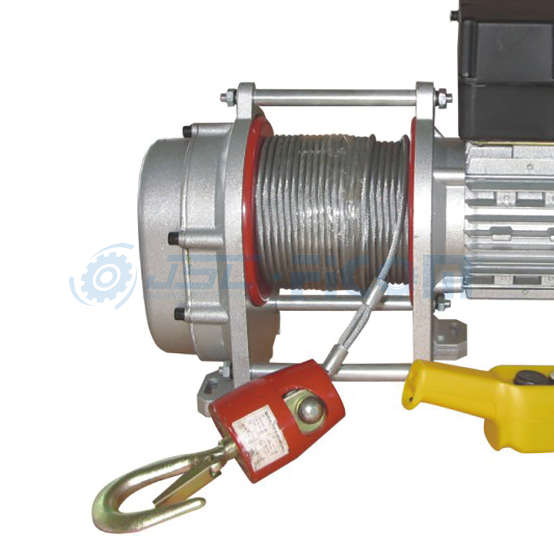 KDJ-200F-KDJ-400F / KDJ-200F1-KDJ-400F1 Electric Windlass Series
