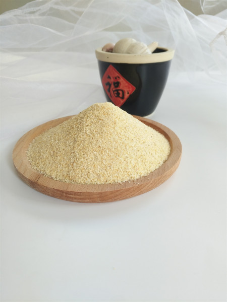 Best Quality Chinese Dehydrated Garlic granules 40-80mesh for jerky recipe