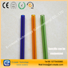 8*1.5*18mm short glass tube with ends polished